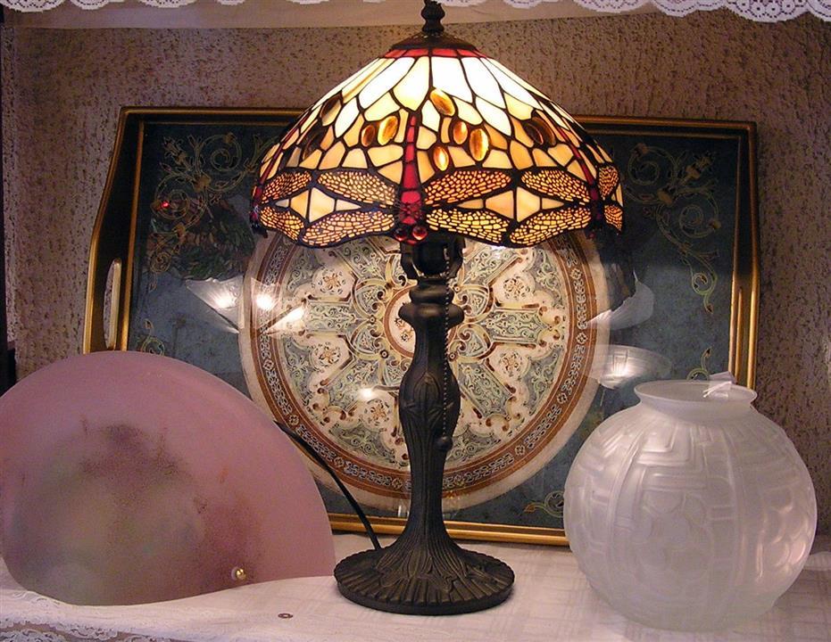 Dobdeck Paris - Luminaires Art-Nouveau Art-Deco Gallé Tiffany ...